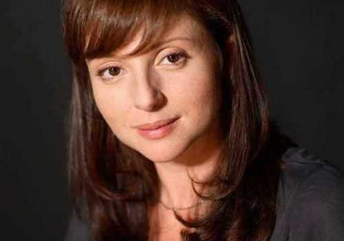 Анна Банщикова.