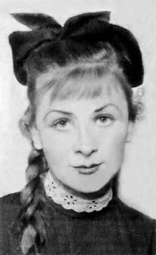 Валентина Серова. ПОТЕРЯННАЯ СУДЬБА.