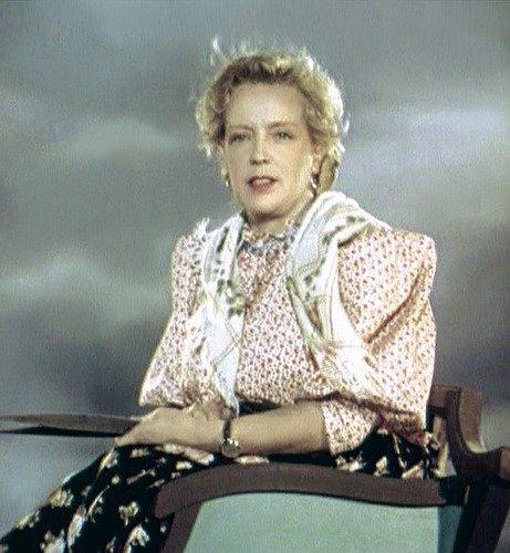 Марина Ладынина.