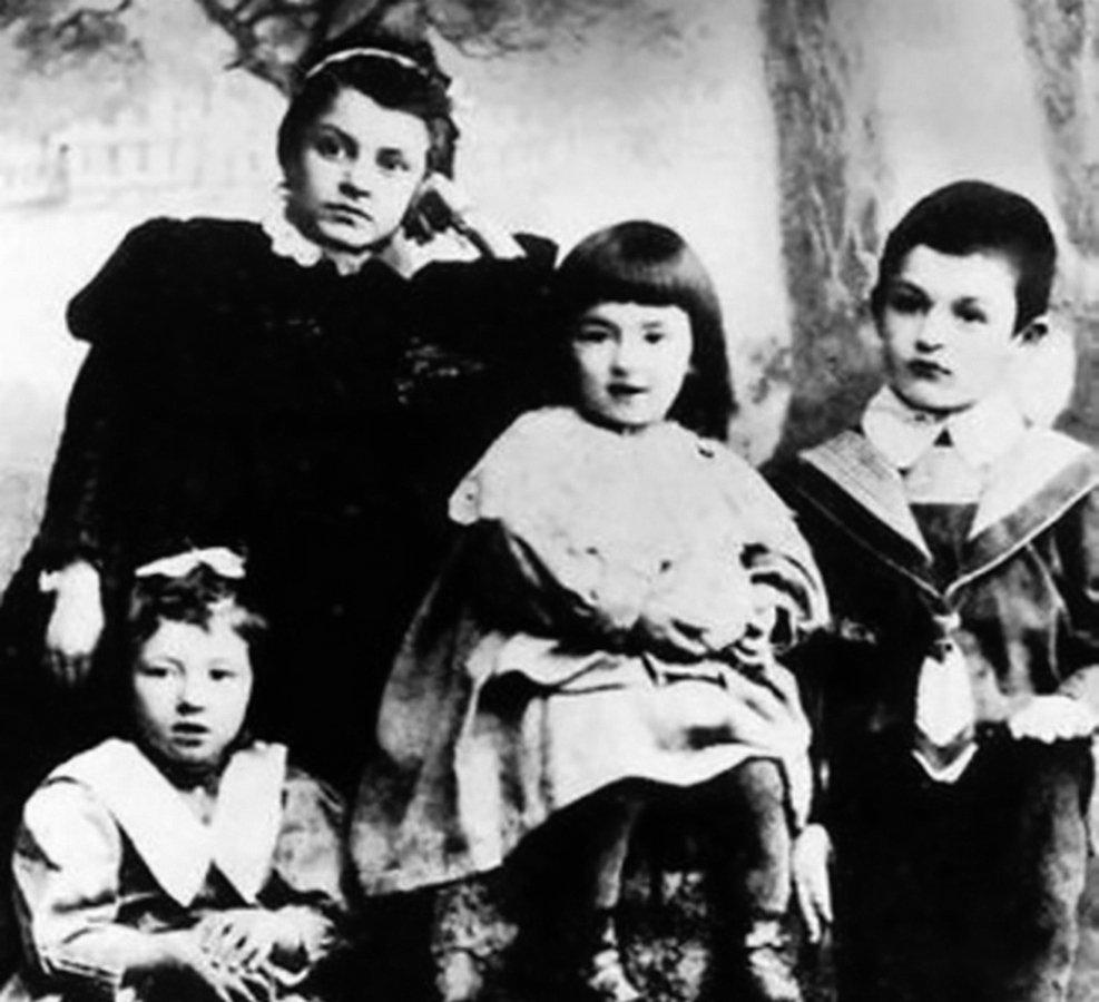 хорошо фото родственники фаины раневской семейства
