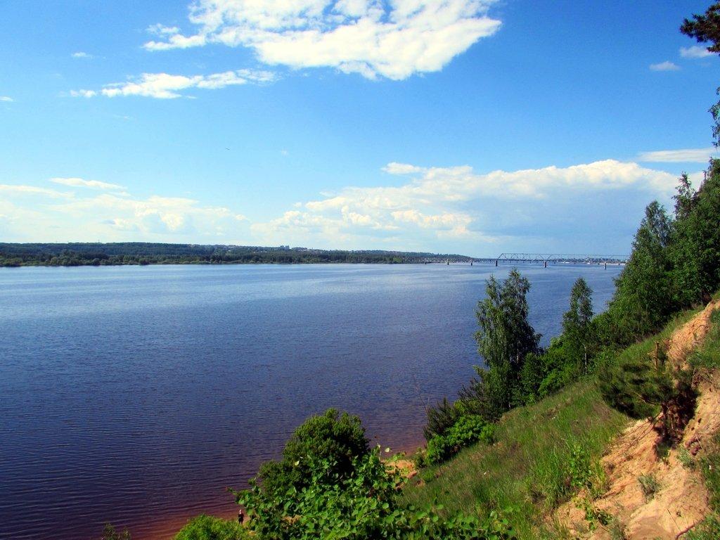 Волга картинки река