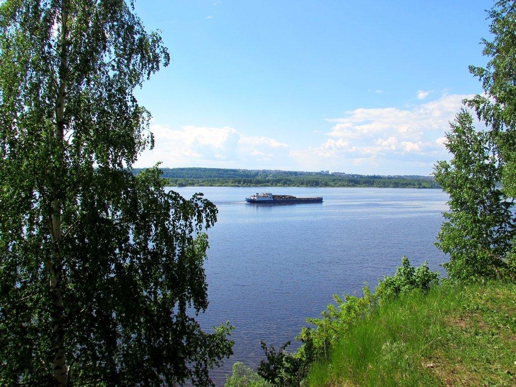 На Волге-реке