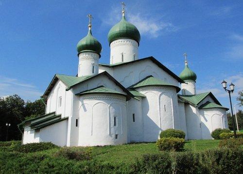 Храм Богоявления с Запсковья