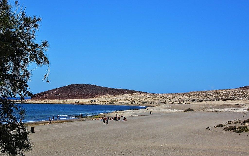 Пляж в Эль Медано