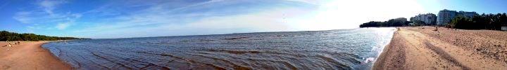 Панорамы Финского залива