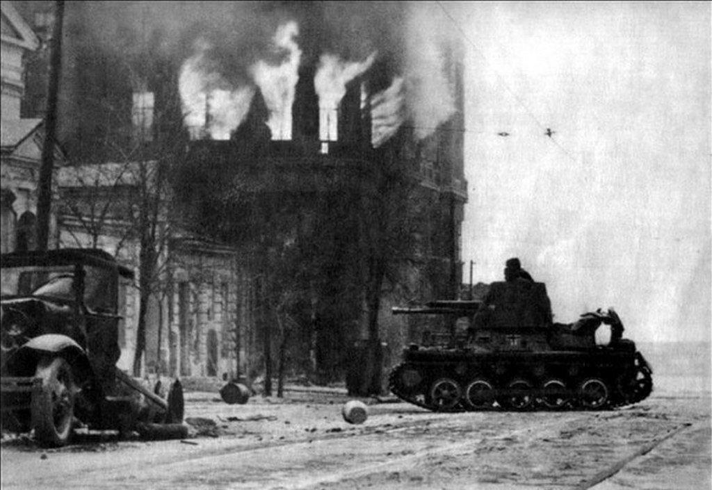 Жутко холодно: о чем писали в письмах солдаты вермахта, воевавшие под Ростовом в 1941 году.