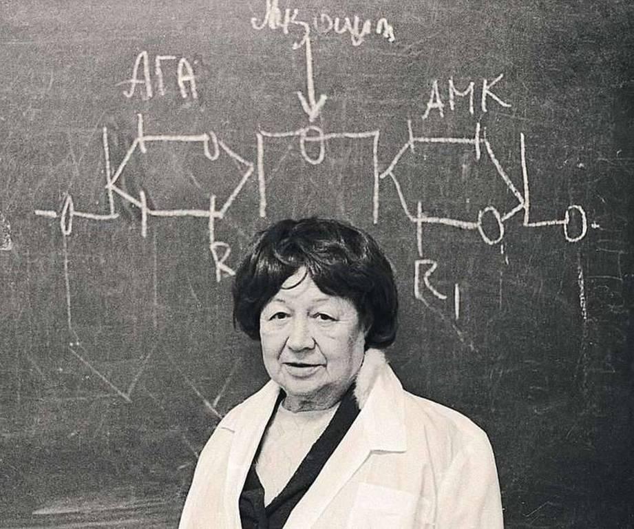 Зинаида Виссарионовна Ермольева.
