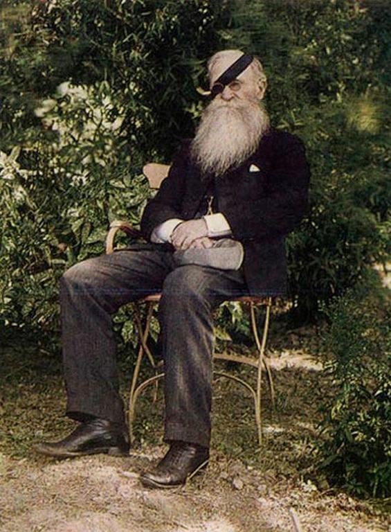Александр Львович Бертье-Делагард.