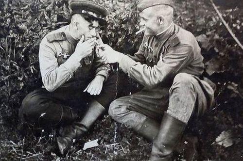 ВНУКИ ПОМНЯТ. Военные истории.