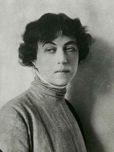 Александра Коллонтай.