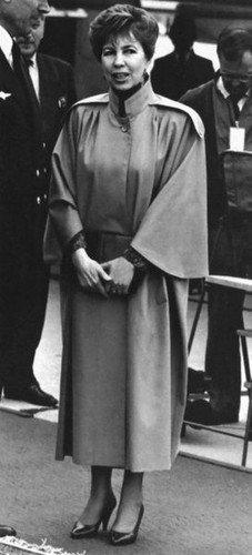 Раиса Горбачёва.