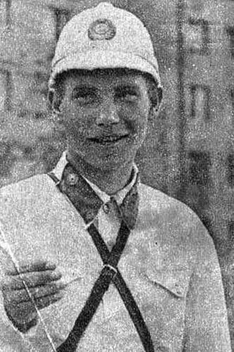 Андрей Кудряков. Милиционер из Ростова.