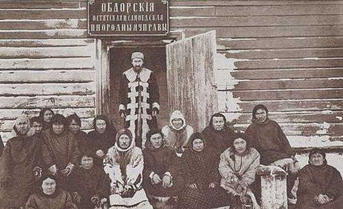ЧУДЕСА СВЯТИТЕЛЯ НИКОЛАЯ СРЕДИ НАРОДОВ СЕВЕРА.  Владимир Шеменев.
