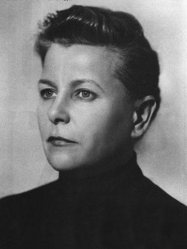 Екатерина Фурцева.