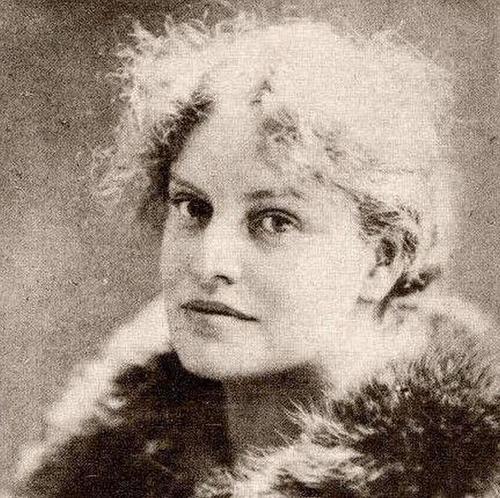 Сабина Шпильрейн - первая в мире женщина-психоаналитик.