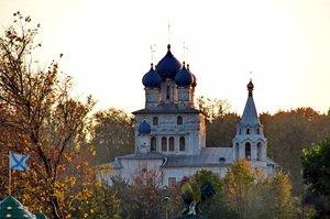 Церковь Иконы Божией Матери Казанская в Коломенском