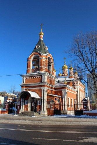 Церковь Рождества Пресвятой Богородицы во Владыкино