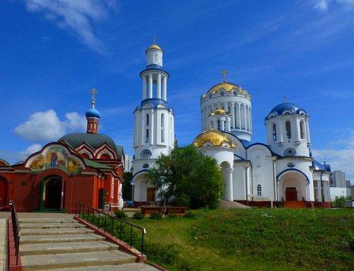 Церковь Собора Московских Святых в Бибирево