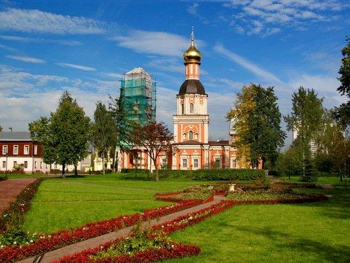 Церковь Троицы Живоначальной в Свиблово