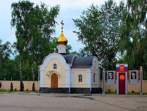 Церковь Вячеслава Чешского при Московском Суворовском училище