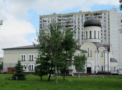 Церковь Алексия Мечева в Вешняках