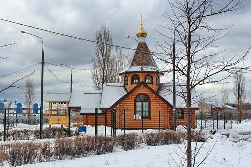 Церковь Иконы Божией Матери Донская в Люблино