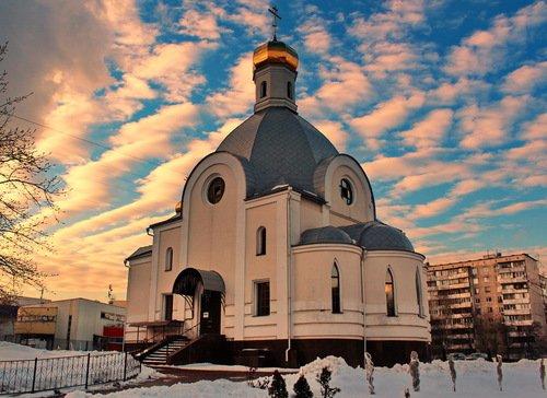 Церковь Входа Господня в Иерусалим в Восточном Бирюлёво