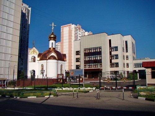 Церковь Михаила Архангела при Университете МВД РФ