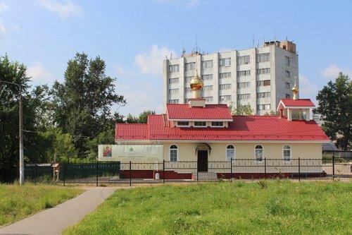 Церковь Михаила Архангела в Царицыно