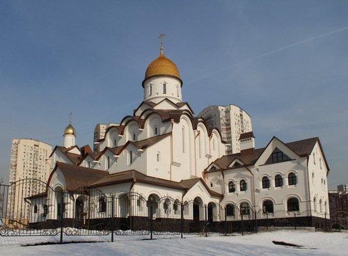 Церковь Александра Невского при МГИМО
