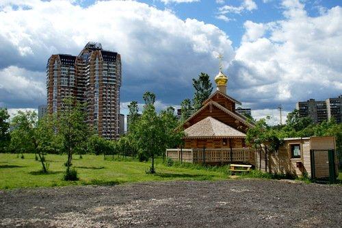 Церковь Владимира равноапостольного в Очаково