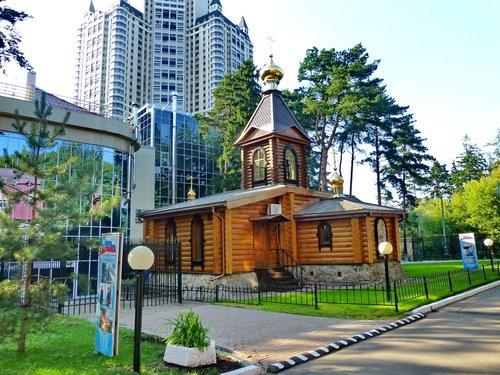 Церковь Георгия Победоносца при Центральном региональном центре МЧС РФ