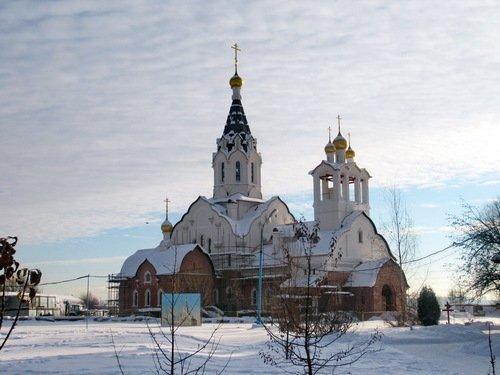 Церковь Константина и Елены в Митино