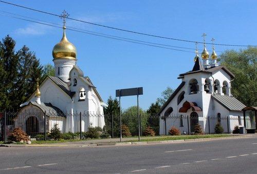 Церковь Уара Мученика на Машкинском кладбище