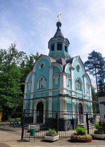 Церковь Гавриила Архангела на Старомарковском кладбище
