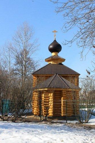 Церковь Ольги Равноапостольной в Солнцево