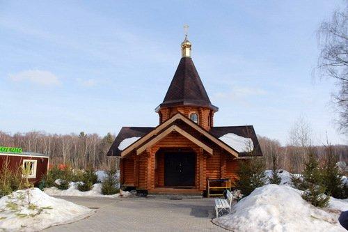 Церковь Серафима Саровского в Передельцах