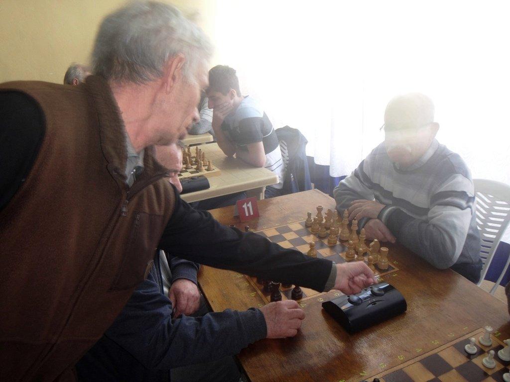 07.04.19. Шахматные соревнования... Участие в турнире. Выселки. 2019-04-07 ... 082