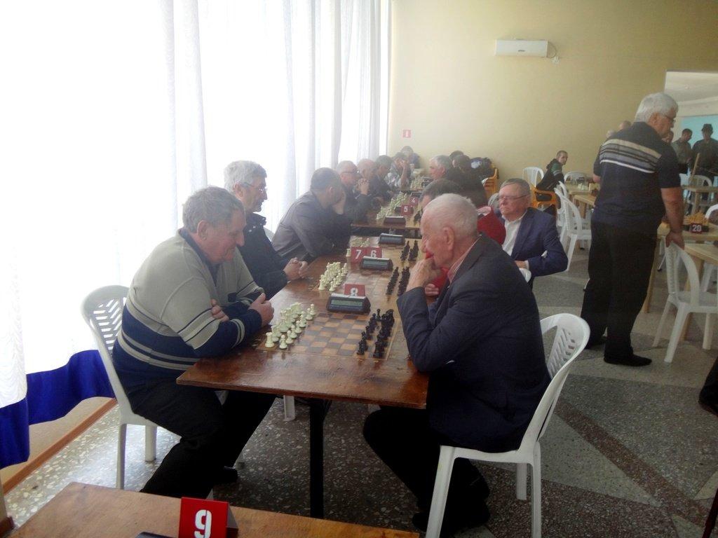 07.04.19. Шахматные соревнования... Участие в турнире. Выселки. 2019-04-07 ... 079