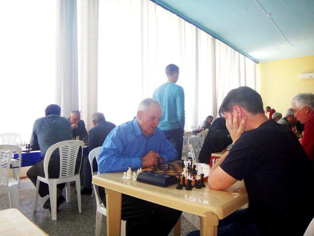 07.04.19. Шахматные соревнования... Участие в турнире. Выселки. 2019-04-07 ... 077