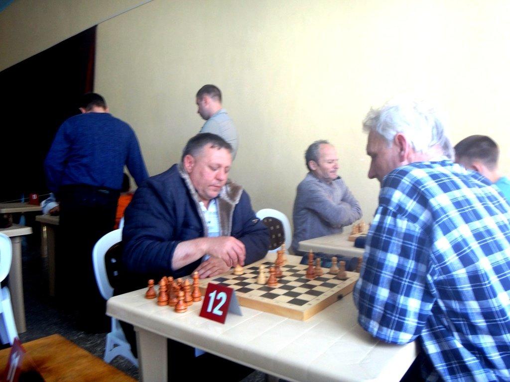 07.04.19. Шахматные соревнования... Участие в турнире. Выселки. 2019-04-07 ... 075