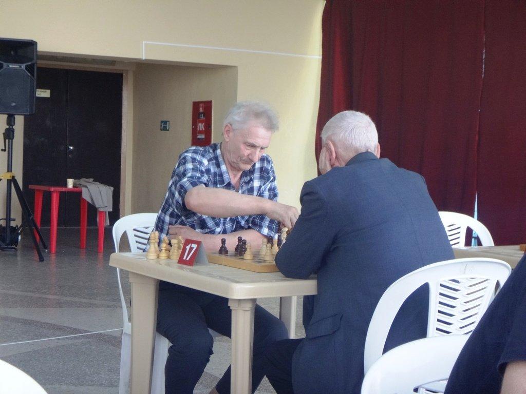 07.04.19. Шахматные соревнования... Участие в турнире. Выселки. 2019-04-07 ... 053