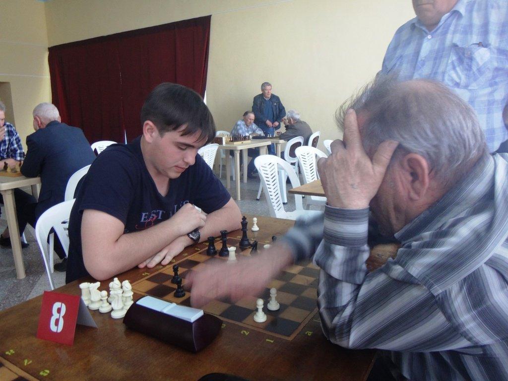 07.04.19. Шахматные соревнования... Участие в турнире. Выселки. 2019-04-07 ... 042