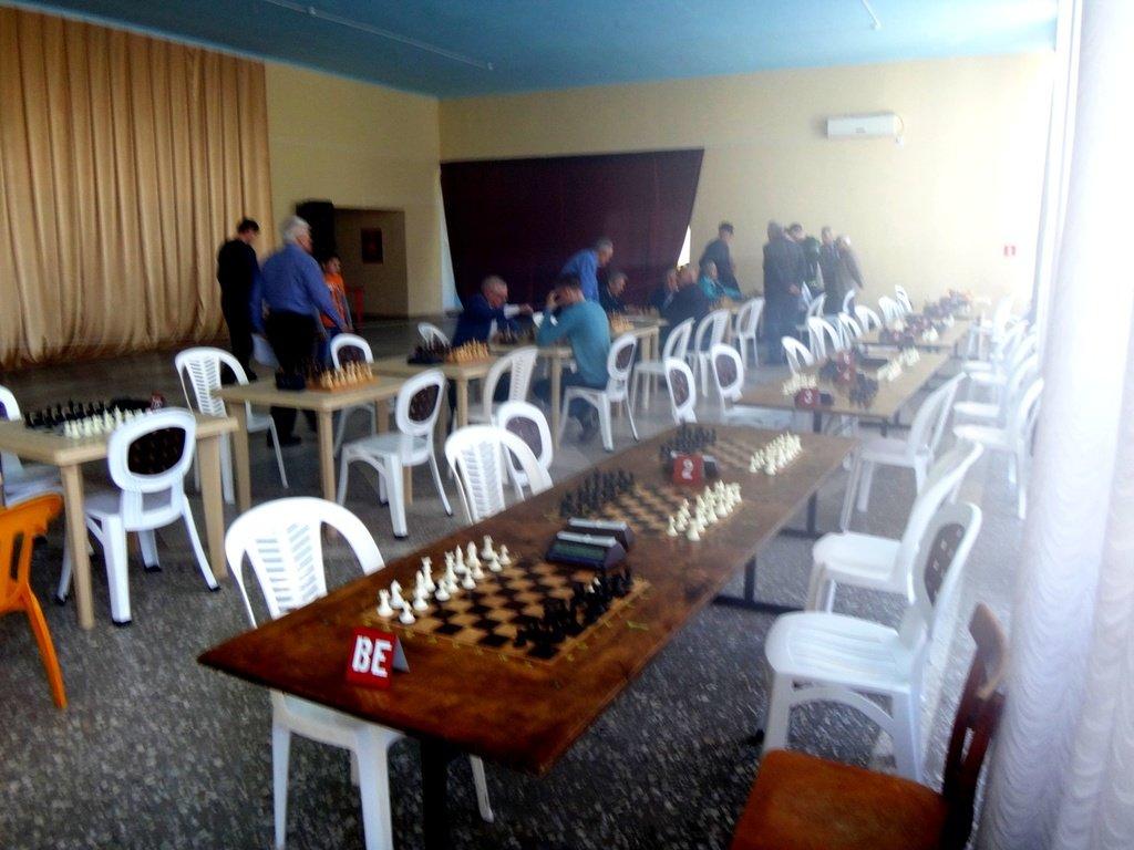 07.04.19. Шахматные соревнования... Участие в турнире. Выселки. 2019-04-07 ... 041