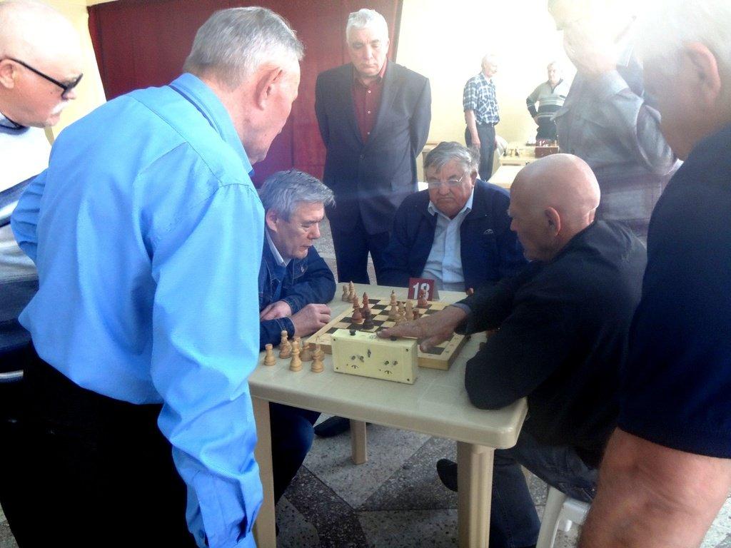 07.04.19. Шахматные соревнования... Участие в турнире. Выселки. 2019-04-07 ... 039