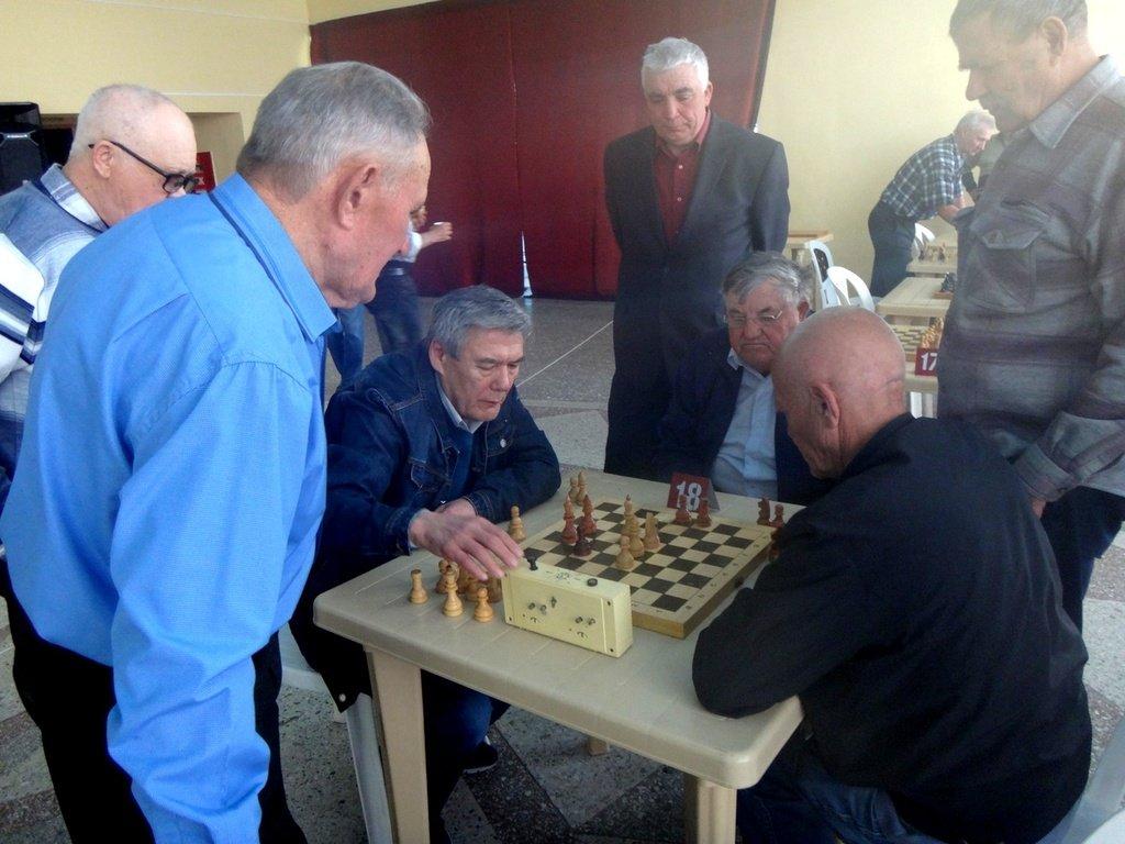 07.04.19. Шахматные соревнования... Участие в турнире. Выселки. 2019-04-07 ... 027