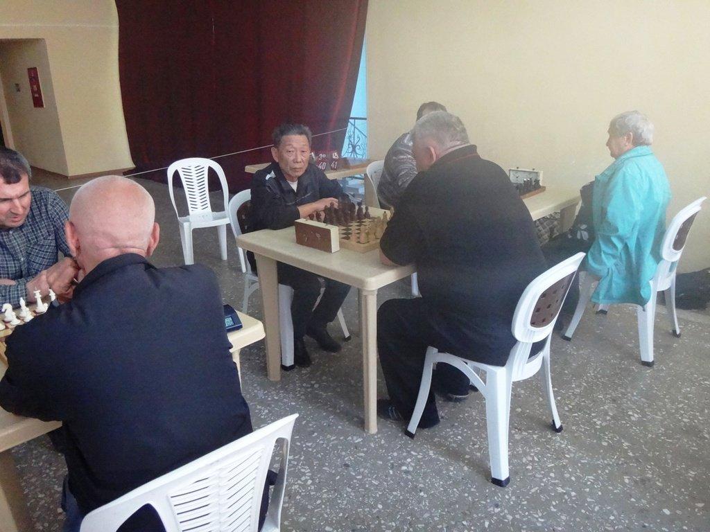 07.04.19. Шахматные соревнования... Участие в турнире. Выселки. 2019-04-07 ... 026