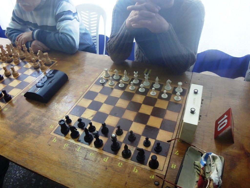 07.04.19. Шахматные соревнования... Участие в турнире. Выселки. 2019-04-07 ... 024