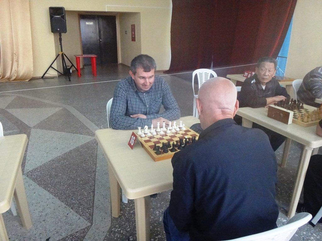 07.04.19. Шахматные соревнования... Участие в турнире. Выселки. 2019-04-07 ... 013