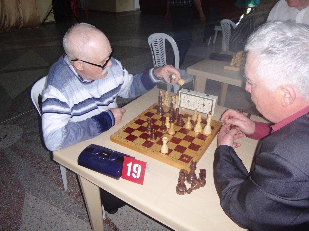 07.04.19. Шахматные соревнования... Участие в турнире. Выселки. 2019-04-07 ... 011
